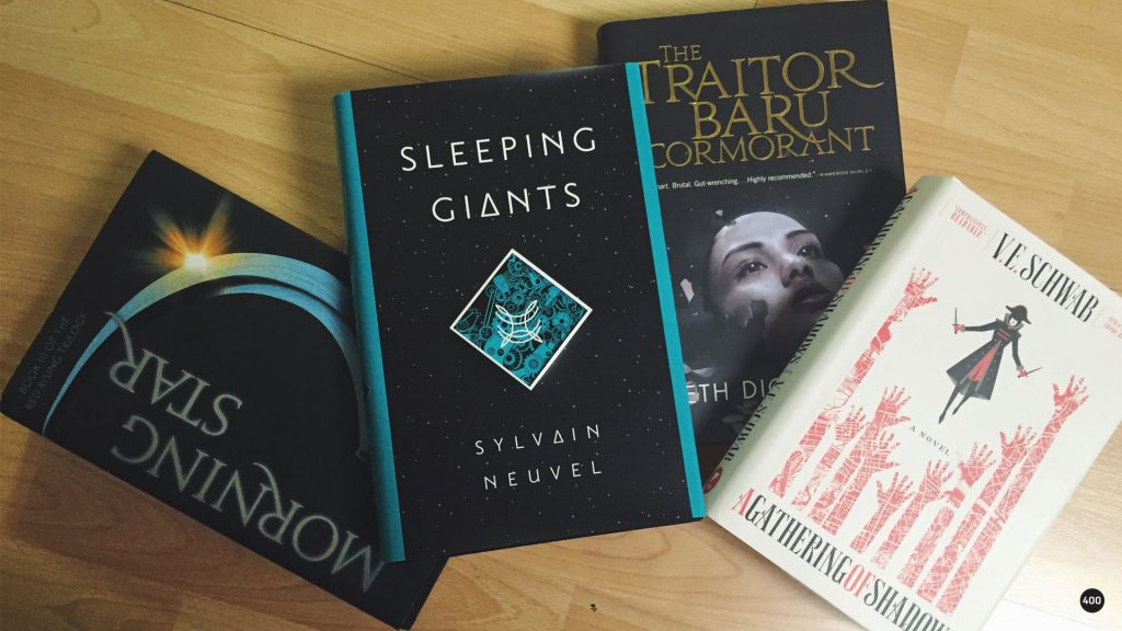 Favourite Books of 2016 (So Far)