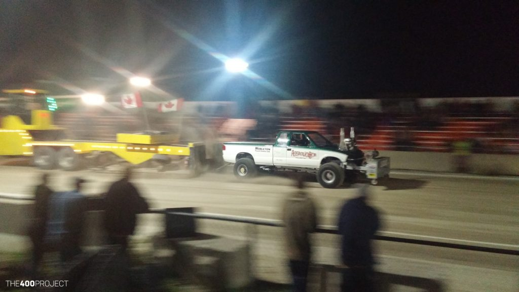 Oro World's Fair: Truck and Tractor Pull