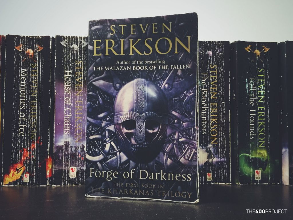 Book Review: Forge of Darkness by Steven Erikson