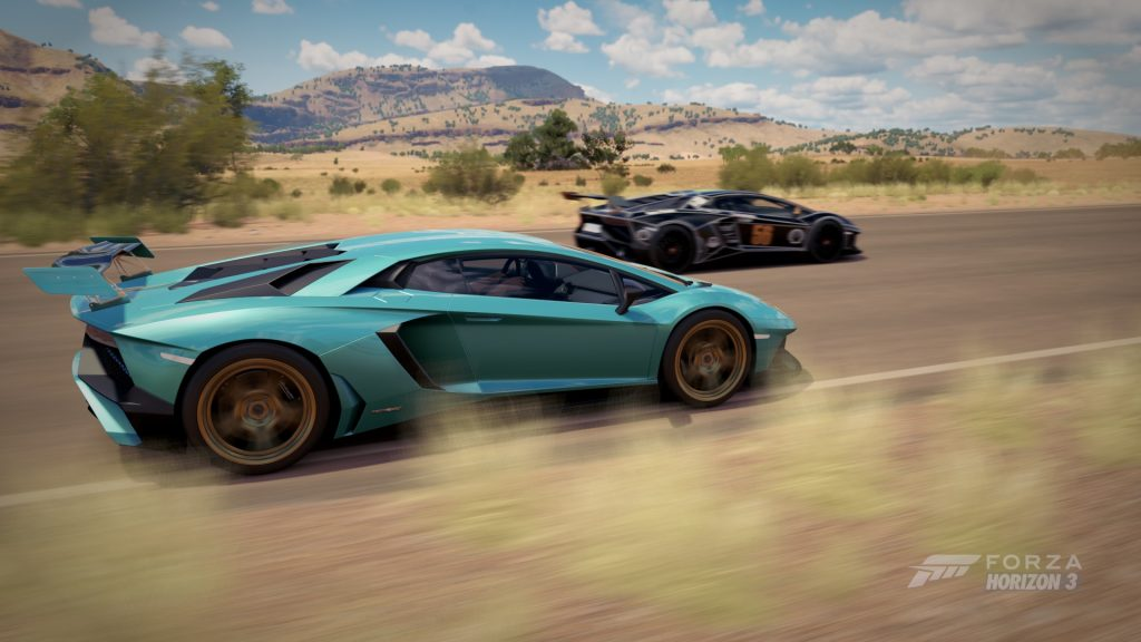 Bring Me The Forza Horizon
