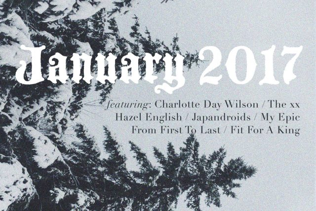 What I'm Listening to: January 2017