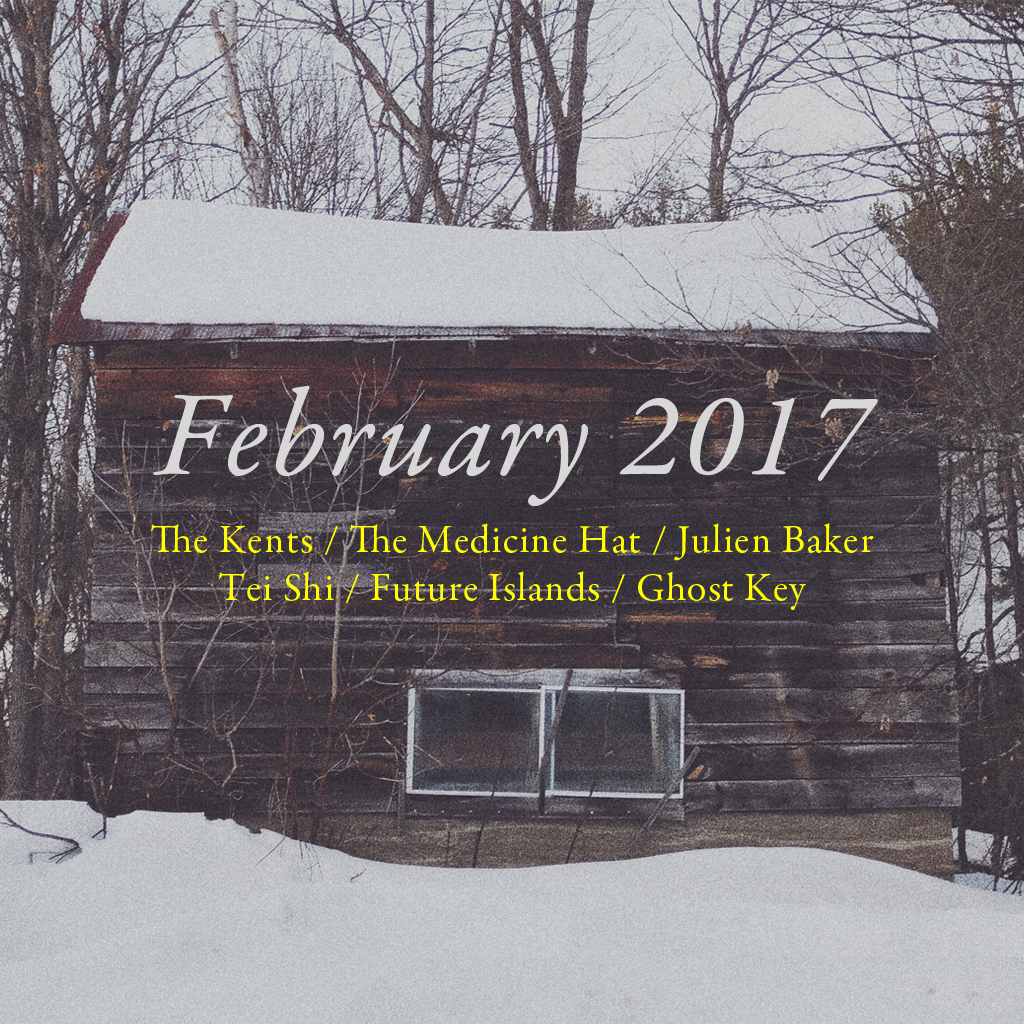 What I'm Listening to: February 2017