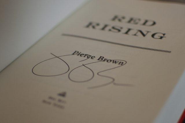 That Time I Met Pierce Brown