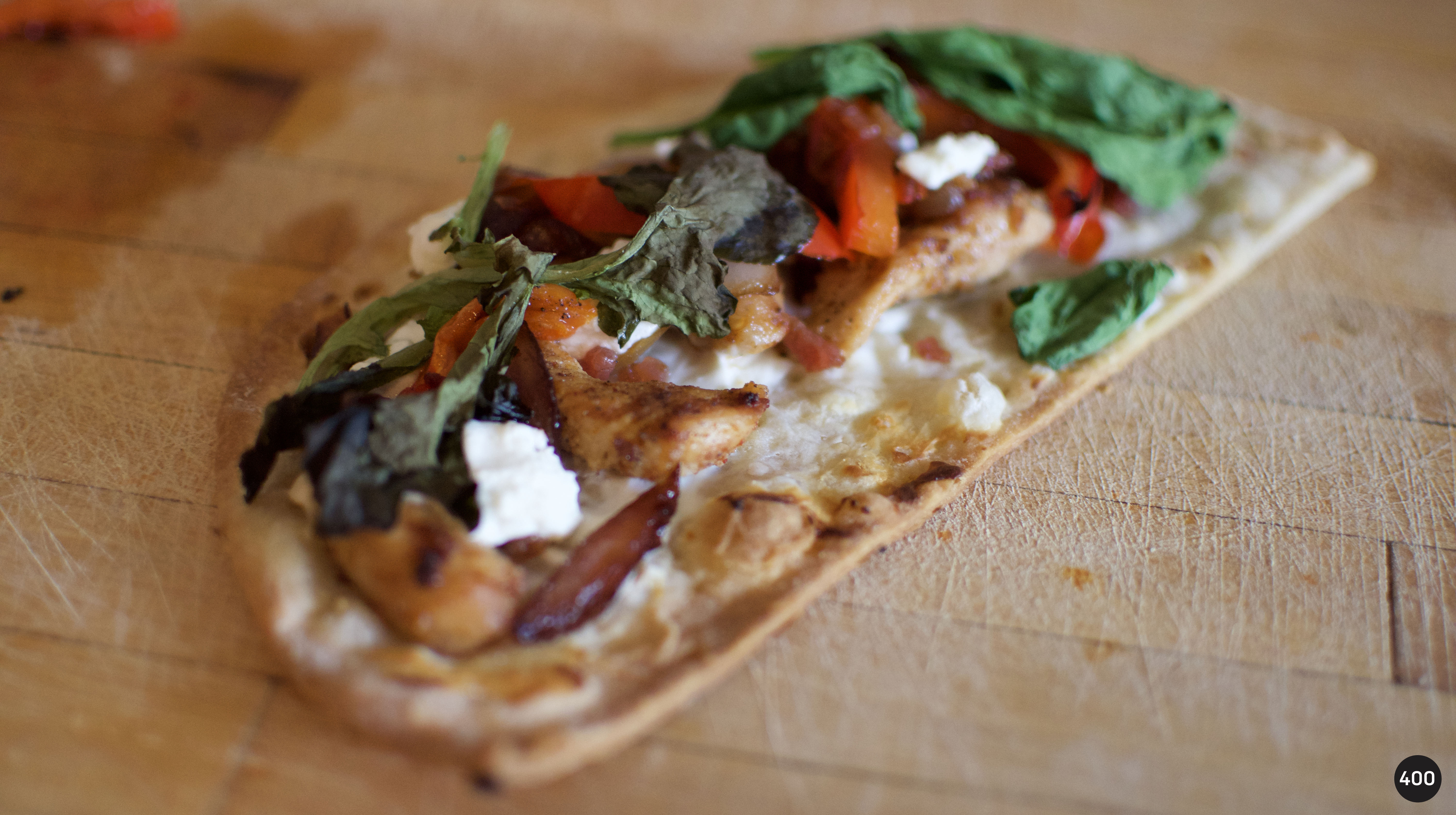 On the Menu: Flat Bread