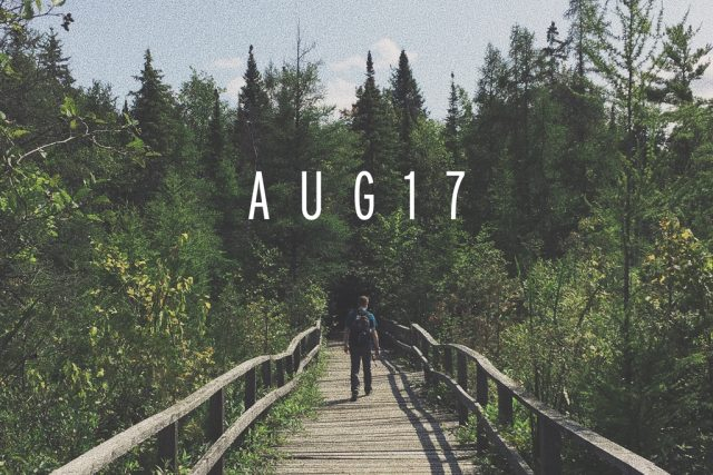 What I'm Listening To: August 2017