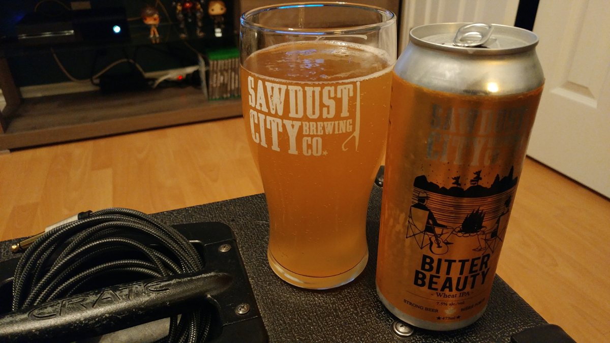 Sawdust City | Bitter Beauty Wheat IPA