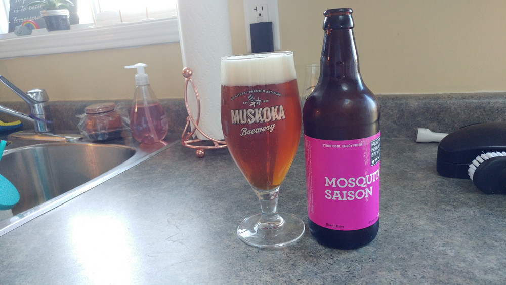 Haliburton Highlands | Mosquito Saison