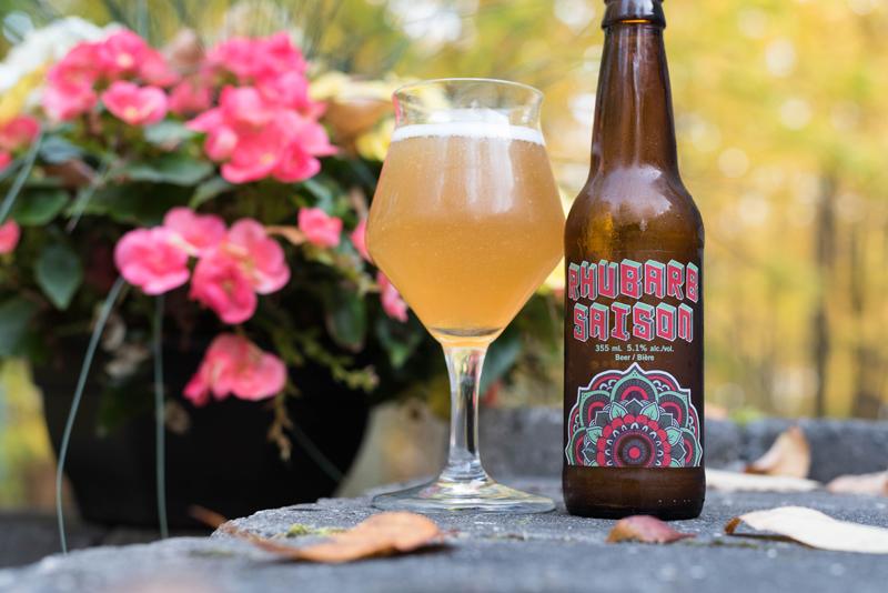 Wellington Brewery | Rhubarb Saison